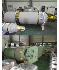 CYLINDER FOR STEEL PRODUCTION
