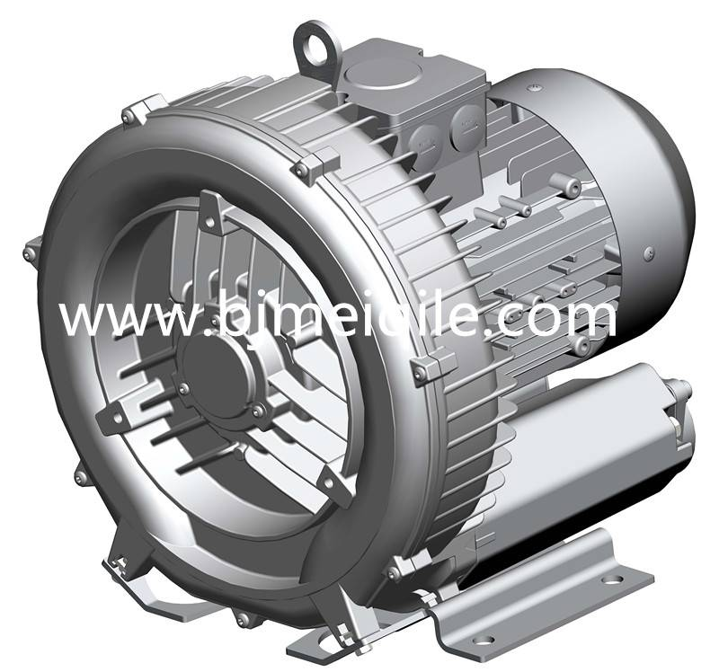 2GH 310-A01 High technology dual frequency Ring Blower