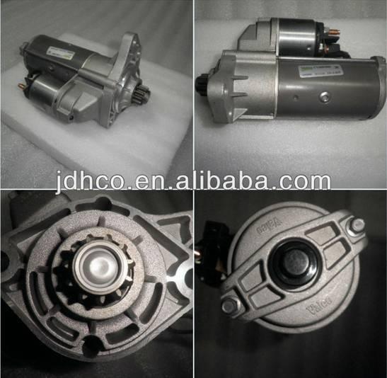 starter JETTA, VW 020911024C VALEO D7RS129 438075 12V 2.0KW
