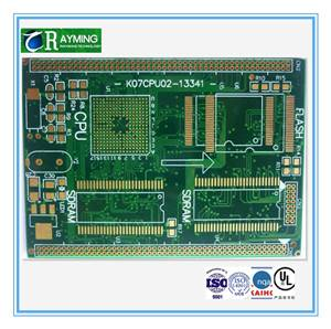 OEM 1oz copper fr4 panel fpcb factory with yellow film
