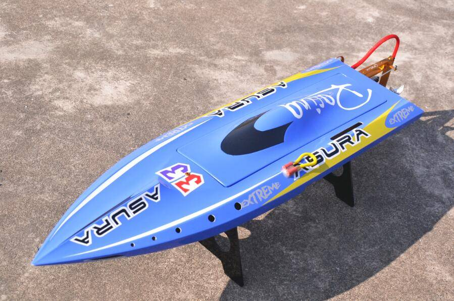 30''in H750 high speed racing electric boat remote control model
