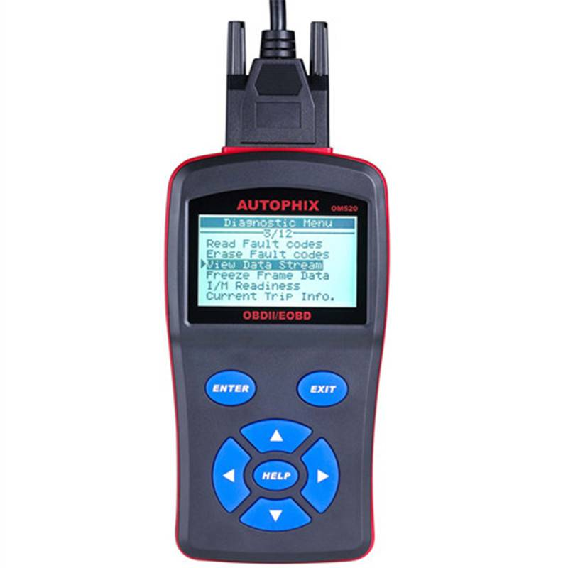 Autophix OM520 OBD2 Engine Diagnostic Tool Automotive Code Scanners and Readers