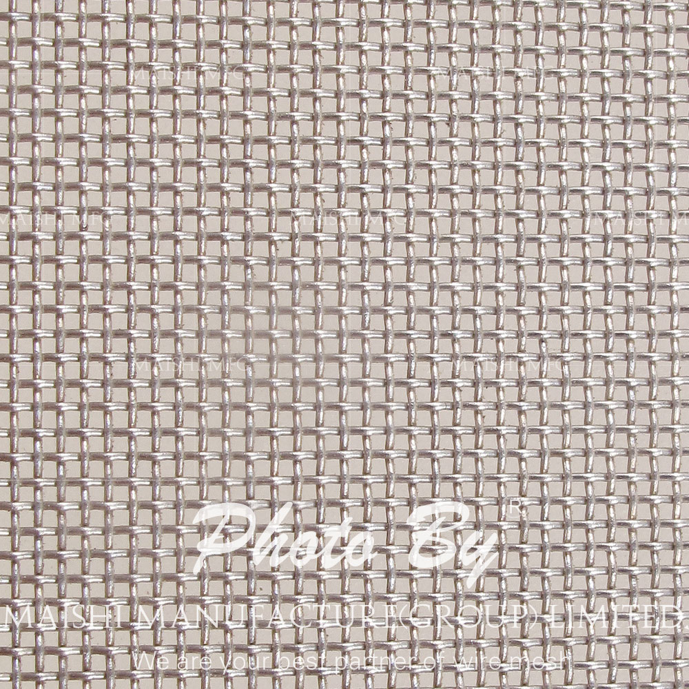 Ultra Fine Woven Stainless Steel Wire Mesh