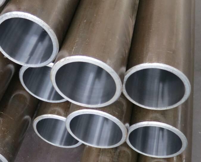 ST52 E355 A106B hydraulic steel pipe H8 tolerance