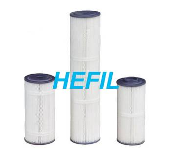 HCDP-Big Blue Pleated Filter Cartridge