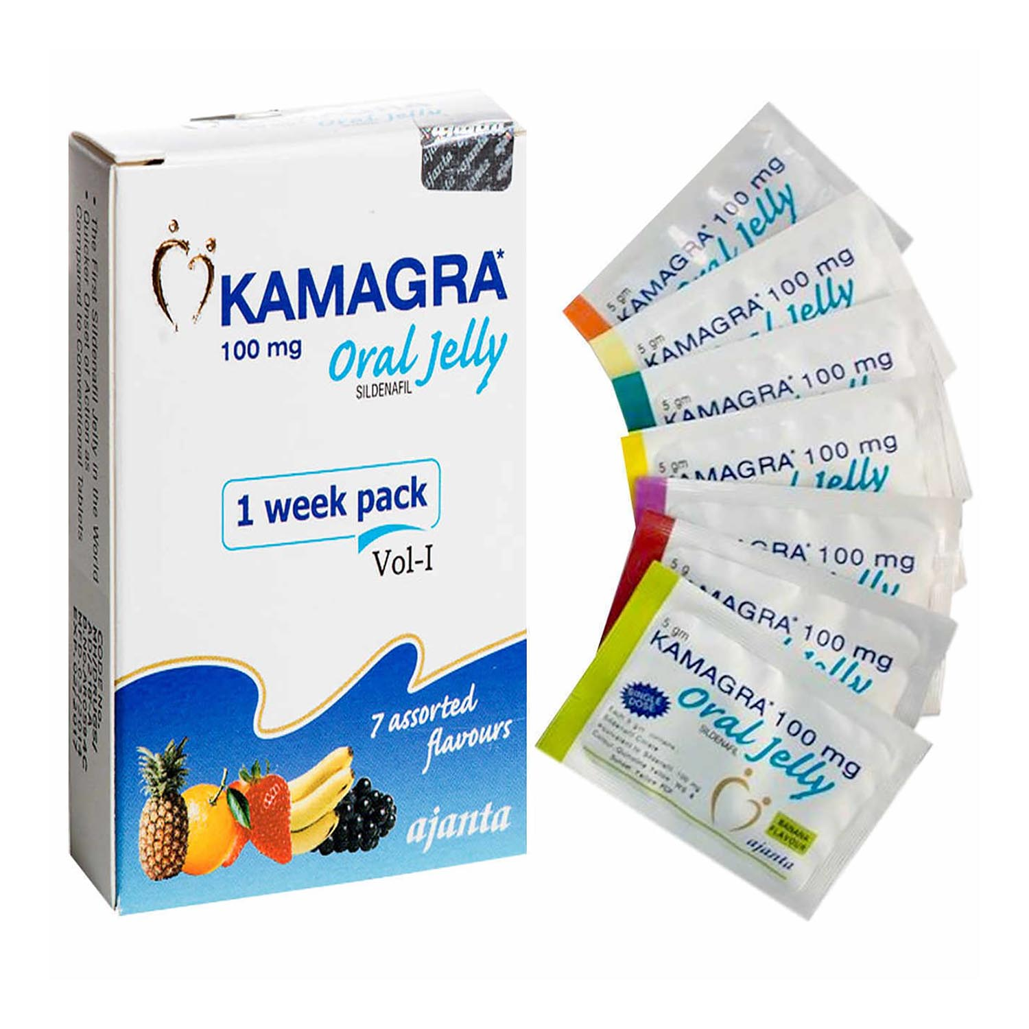 Sildenafil Citrate Oral Jelly