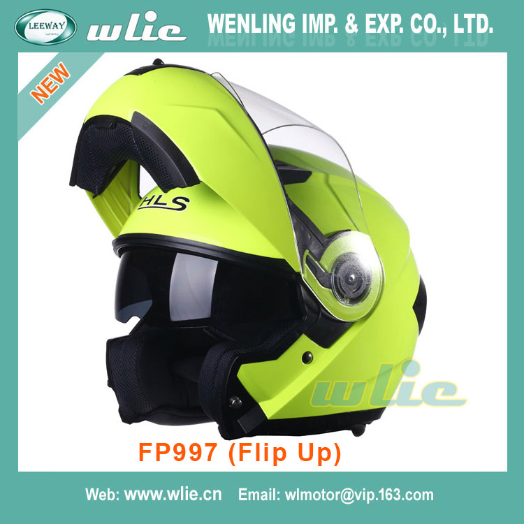 Motorcycle Helmet FP997 (Flip Up) with ECE&DOT approved
