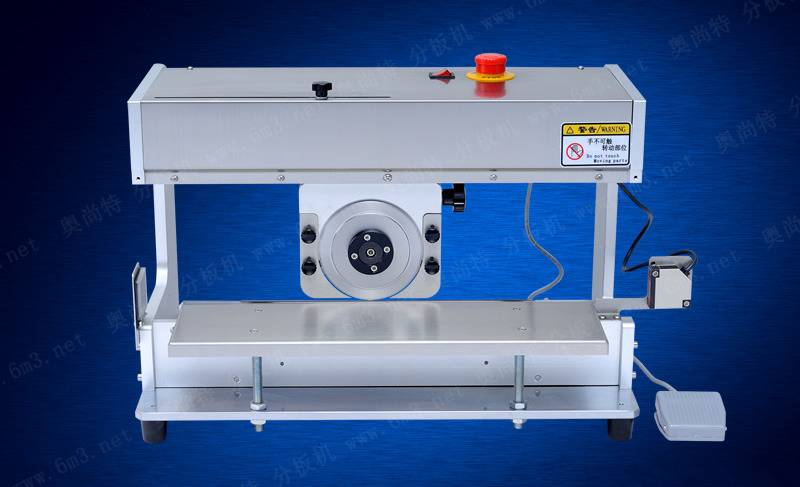 V-Groove PCB Depanelizer/ Depaneling Machine