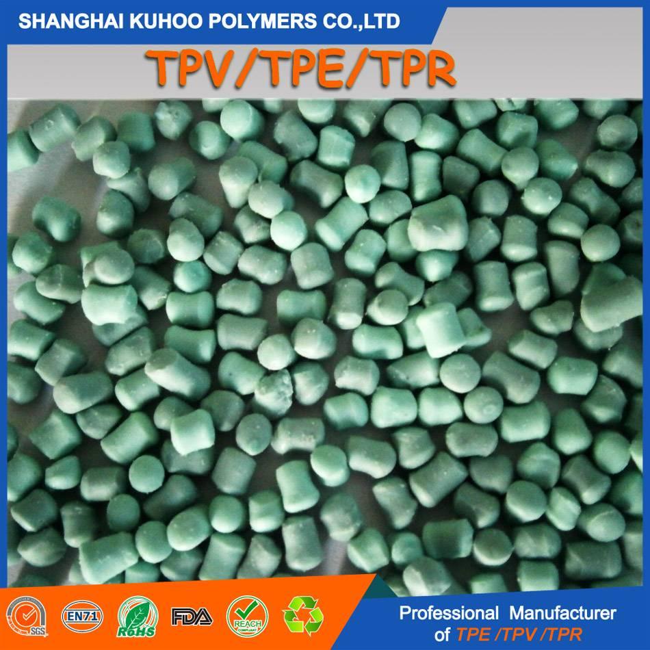 SEBS based TPE pellets granules raw material