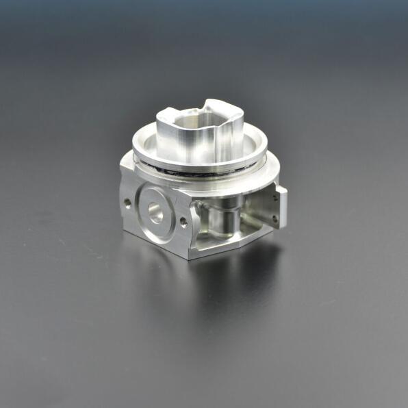 Custom precision CNC 5-axis aluminum machining parts service