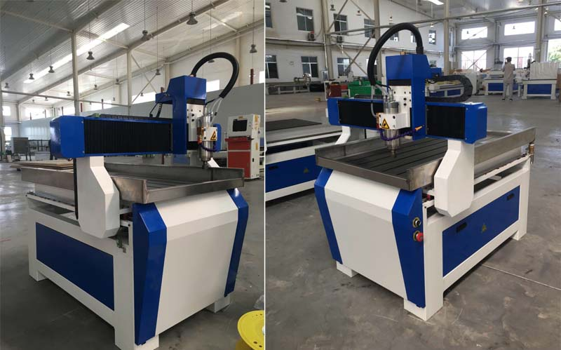 Mini CNC Router carving metal Machine from China