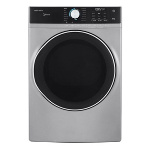 PHL1210 5.2 Cu. Ft. Capacity Front Load Washer Graphite Silver