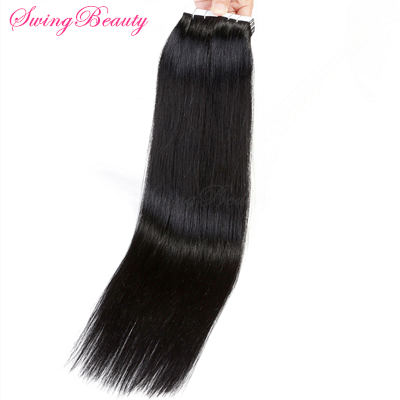 Germany Easy Tape on Natural Human Hair Skin Weft Extension