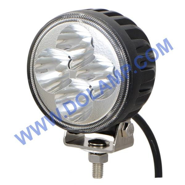 12W LED Work Lamp LED Work Light LED Worklamp LED Worklight