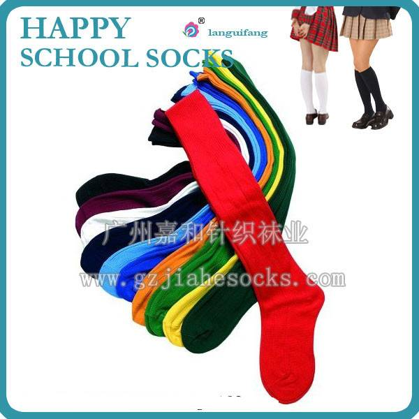 144N leisure school long socks/students socks