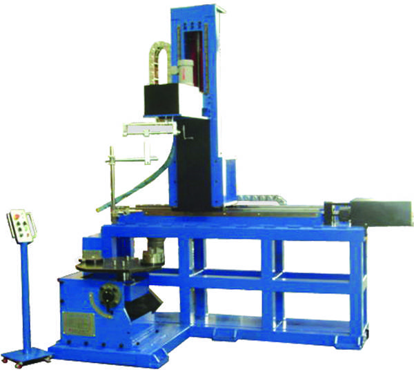 Elbow Cutting Machine