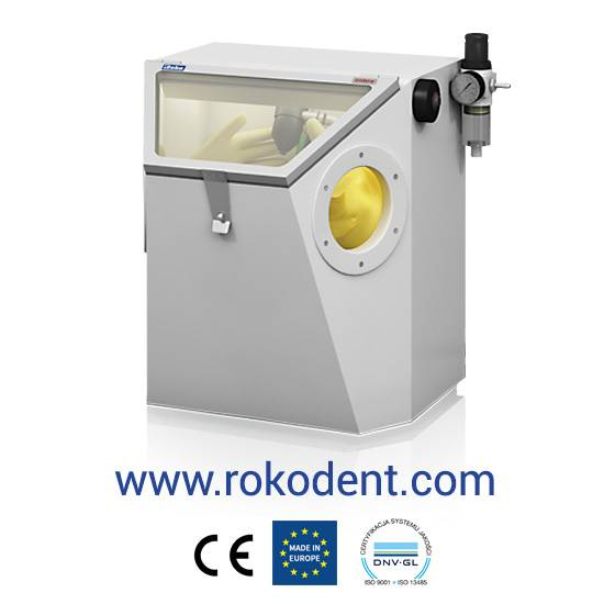 Dental laboratory Sandblaster COBRA S  ROKO