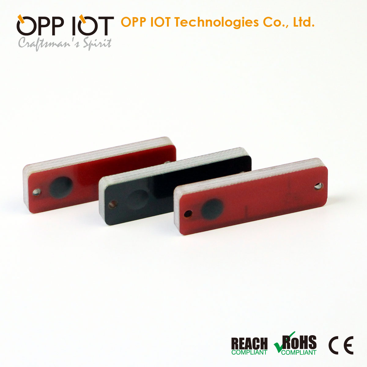 UHF RFID Industrial Automation Tracking Tag