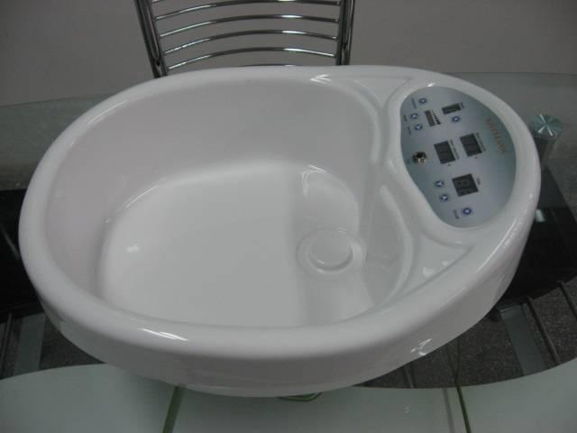 foot bath ion cleanse