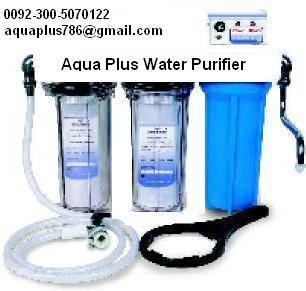 Aqua UV Triple Water Filter 03355070122