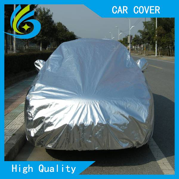 Sun protection reflective rate above 90% aluminium foil sun shade cover