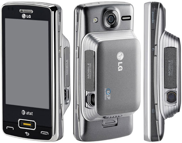 Wholesale LG eXpo GW820 Smartphone - AT&T - WCDMA (UMTS) / GSM - Silver original
