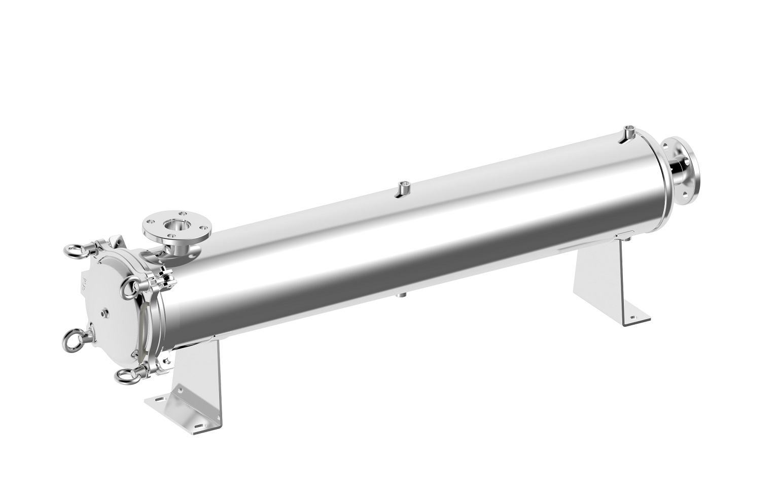 Stainless Industrial Filter Housing