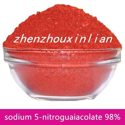 Highly active plant growth regulator sodium 5-nitroguaiacolate(5NG)98%TC