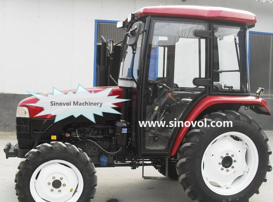 Brand new tractors 40hp-65hp,with four cylinder engine