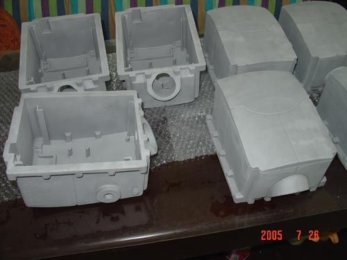 aluminum investment casting
