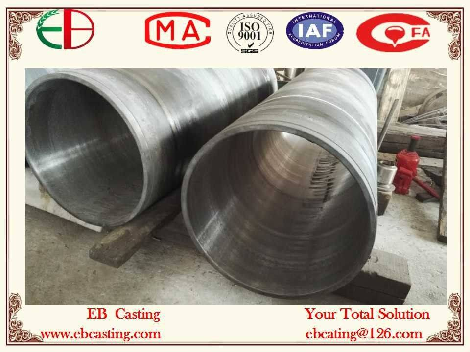 Spuncast Tubing Parts with Horizontal Centrifugal Cast Process EB13075