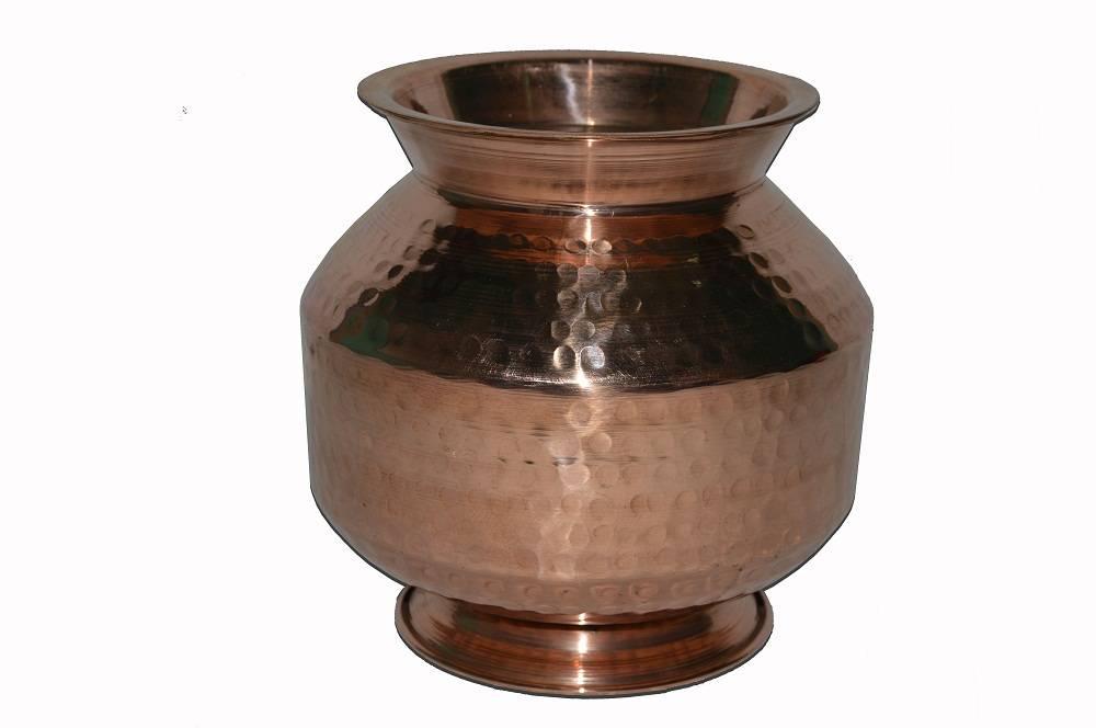 Raghav India 100% Genuine Copper Matka