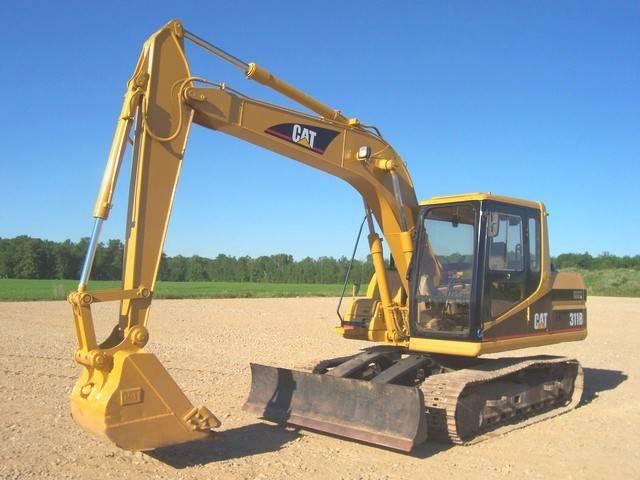 1998 Caterpillar 311B Excavator