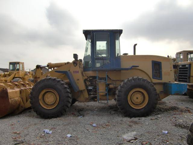used 950G CATERPILLAR wheeled loader