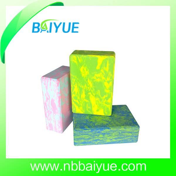 Mix-color EVA Yoga Block