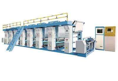 gavure printing machine