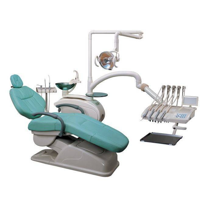 SDT-A111 Dental unit with real leather