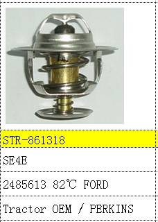 Thermostat and thermostat housing use for 2485613 FORD