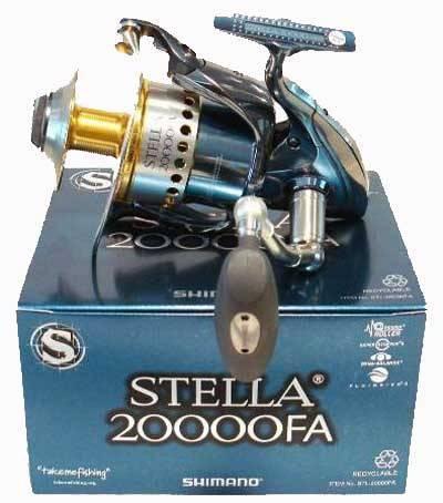 Shimano Stella STL 20000 FA