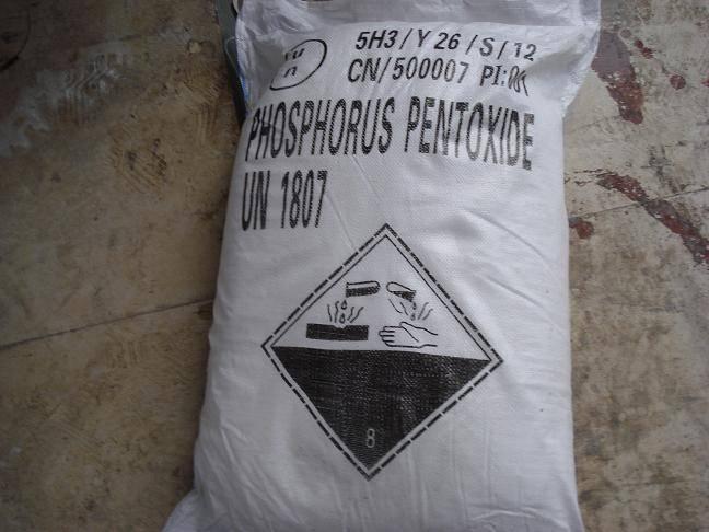 phosphorus pentoxide 99%