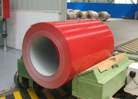PPGI Coils, Color Coated Steel Coil, RAL9002 White Prepainted Galvanized Steel Coil Z275/Metal Roofi