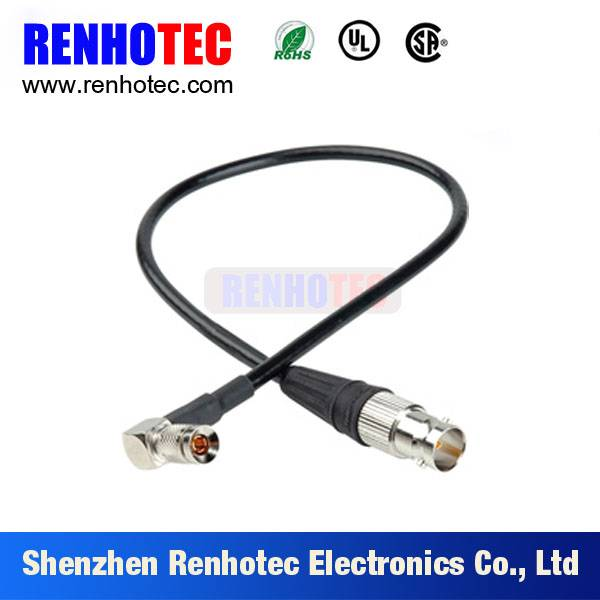 BNC Jack to Straight 1.0-2.3 connector
