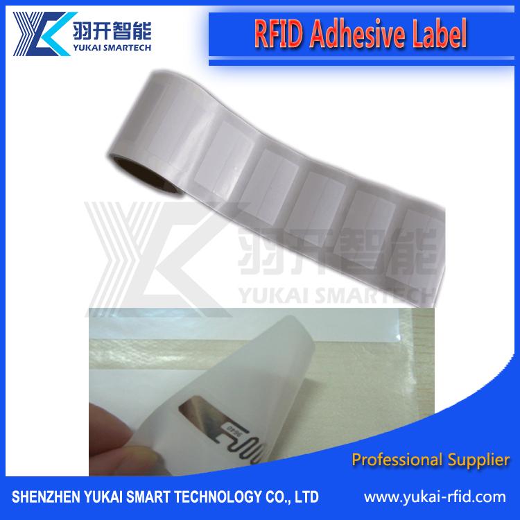 RFID UHF/HF Adhesive Label Manufacturer
