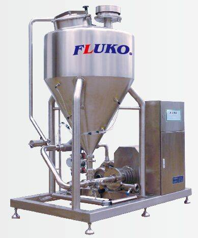 FLUKO PLM Powder & Liquid Mixing System