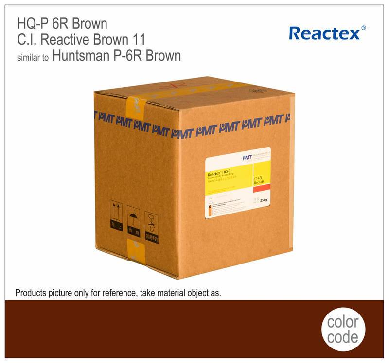 Reactex® HQ-P 6R Brown reactive printing dyes