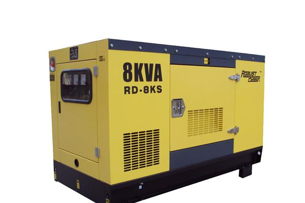 Open-Frame Diesel Generator of MTU