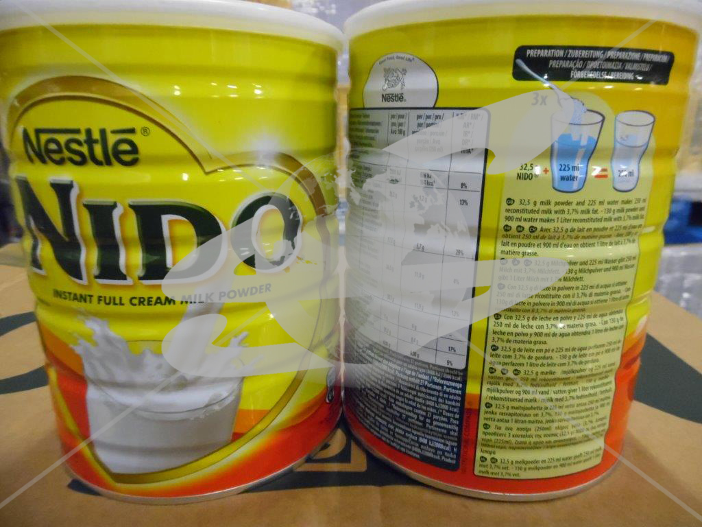 NIDO MILK POWDER 400 GRAM & 900 GRAM