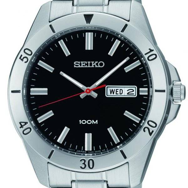 Seiko SGGA75P1 Men Quartz Watch