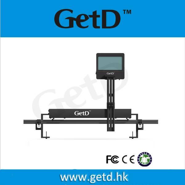 Shenzhen High quality Cinema Passive 3D Polarization Modulator GK600