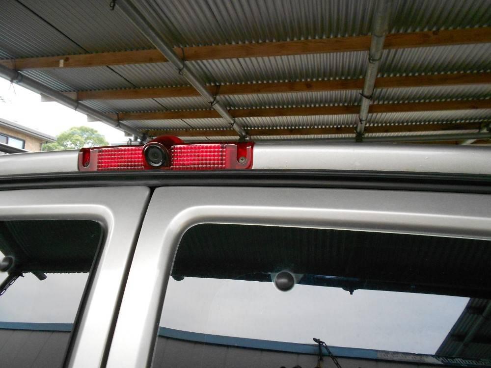 Vardsafe Backup Rear View 3rd Brake Light Camera For GMC Savana Van and Chevy Express